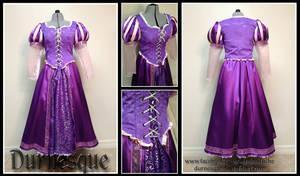 Rapunzel's Dress by Durnesque