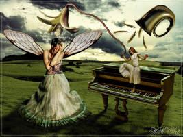 Magical Metamorphosis by drherbey