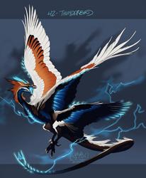 42 Thunderbird by Arukanoda