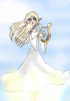 .:Ballad Of the Goddess:. by Mochizuki-Rin