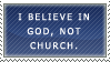 Separation of Church and... by The-Clockwork-Crow