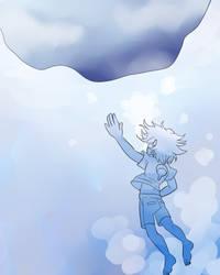 Inctober day four: Underwater by XxSasuNaruUchihaxX