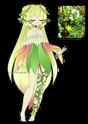 Contest  Priscilla The Seedrian by Shyamiq