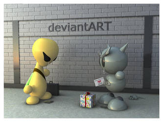 Happy 5th Birthday deviantART by Malthus