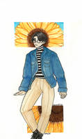 Sunflower Boy Seung-Gil by AniXancy