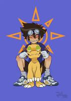 Digimon Adventure: Tai by Jokcomics