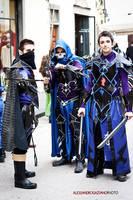 Dark Elves Warhammer by DocSkavenger