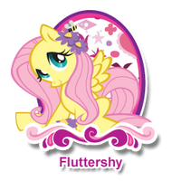 Fluttershy by Airanwolf