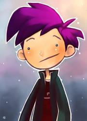 randy cunningham total ninjar by Sheinwolfs