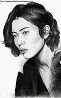 Kim Jae Wook by angiebelikejolie