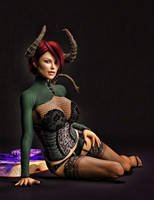 succubus by andrey1012