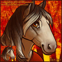 Kerstin Orion Icon by aboveClouds