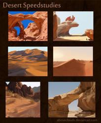 Desert Speedstudies by aboveClouds