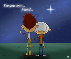 See you soon...friend... by Julex93