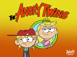 The Angry Twins by Julex93