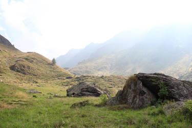 Rocks on your path by elainoelloc