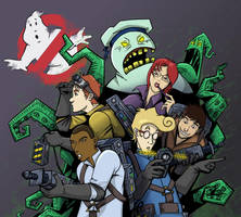 The real ghostbusters by zfura