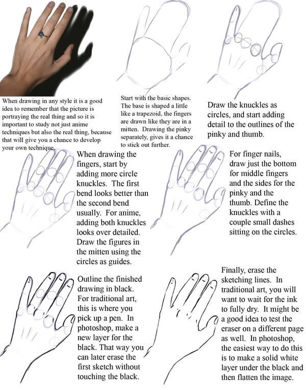 Hand Tutorial 5