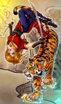 Tigress by manic-goose