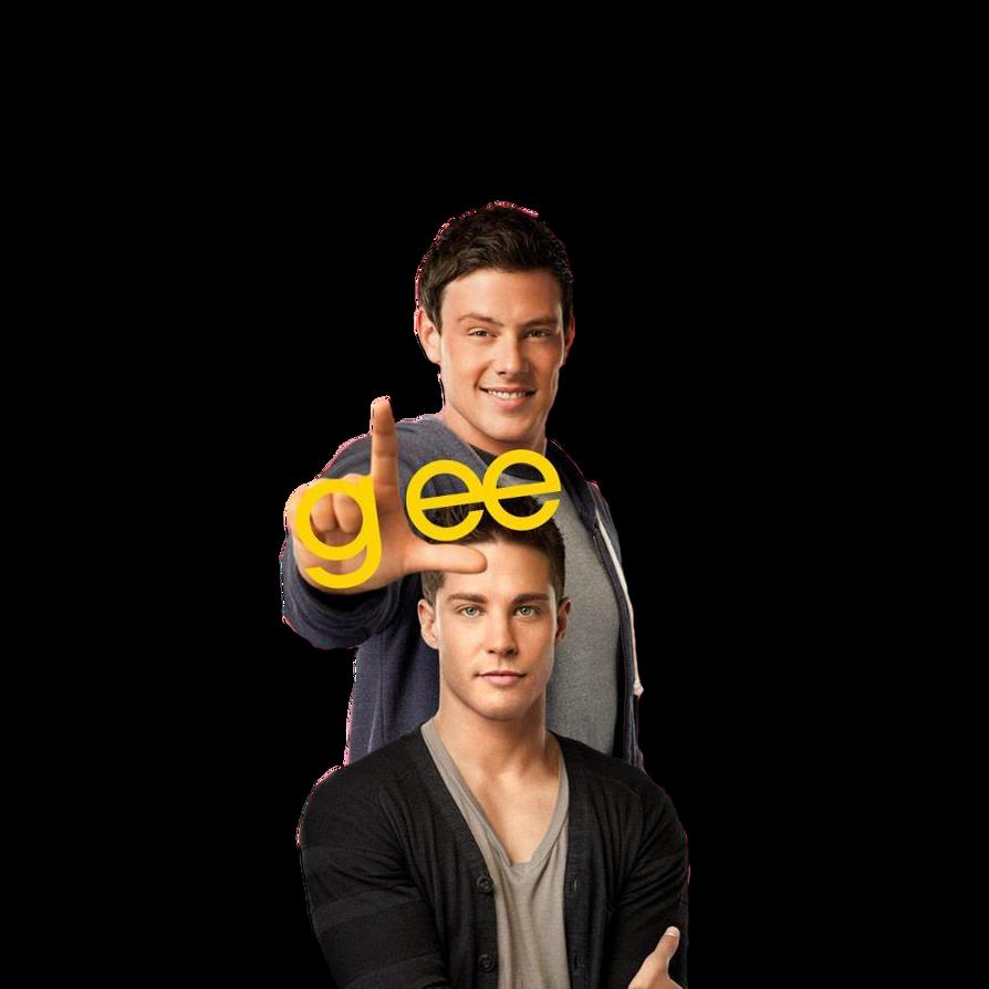 PNG de Glee para la cuarta temporada by NadyiloveJudas on DeviantArt