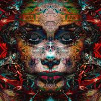 goddess by PeterKrijger