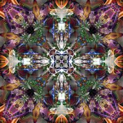 fractal fantasy237 by PeterKrijger