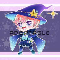 [Adopt Auction] Theme : Wizard-Star [Open] by pareluchia1123