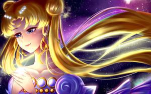 Sailor Moon Serenity_Fan Art by pareluchia1123