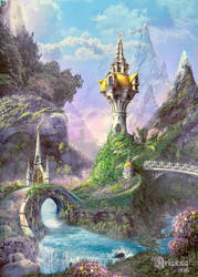 Secret area Princess Infanta by Arianna-Julia