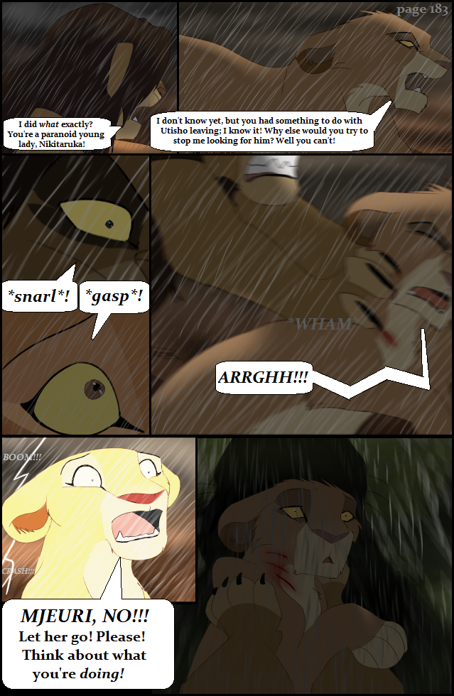 My Pride Sister Page 183 by TLKKo