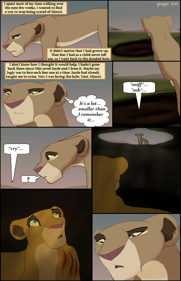 My Pride Sister Page 201 by TLKKo