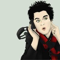 Billie Joe Portrait No. 6 by xvooxdoox