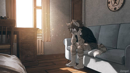 Summertime sadness by Zengel