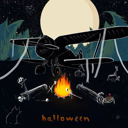 Halloween2013 by thesunwillnevershine