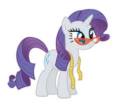 Rarity in Glasses by Blackm3sh