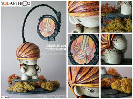 Grubbleton details by SquareFrogDesigns