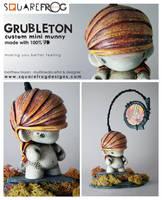 Grubbleton profile by SquareFrogDesigns