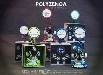 Polyzenoa  7-12 by SquareFrogDesigns