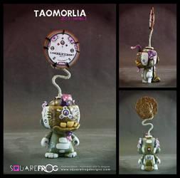 Taomorlia 002 - micro munny series 3 by SquareFrogDesigns