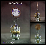 taomorlia 005 - micro munny series 3 by SquareFrogDesigns