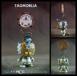 taomorlia 006 - micro munny series 3 by SquareFrogDesigns