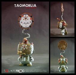 taomorlia 007 - micro munny series 3 by SquareFrogDesigns