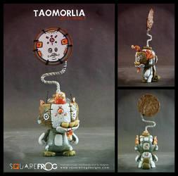 taomorlia 008 - micro munny series 3 by SquareFrogDesigns