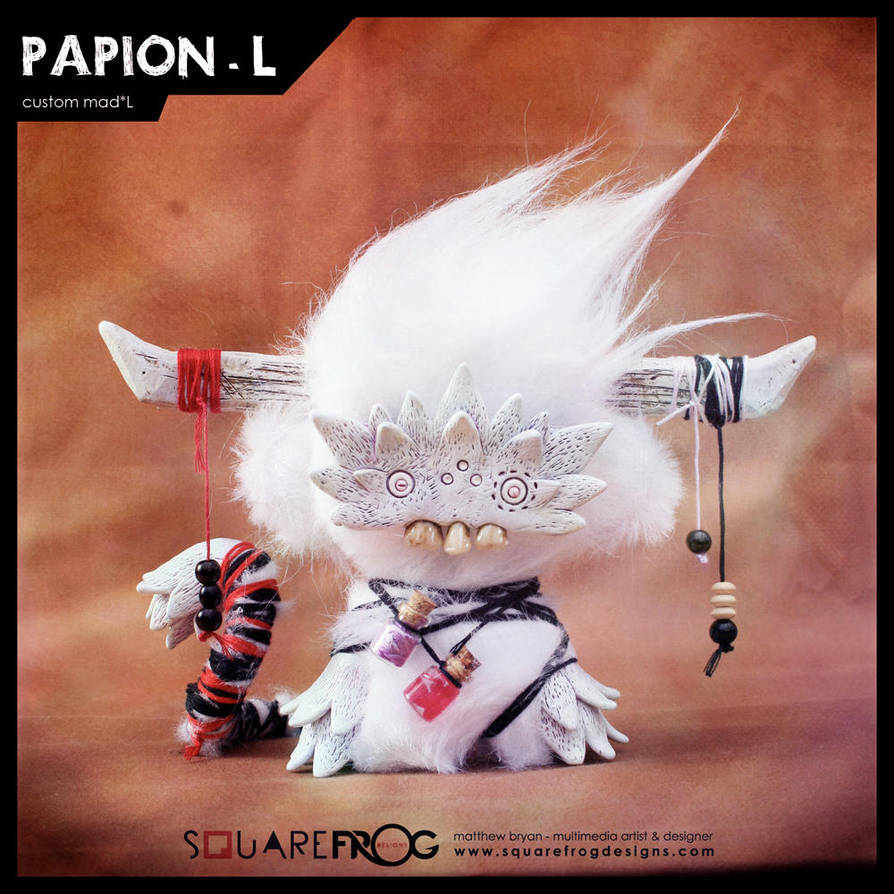 Papionai-L 05 by SquareFrogDesigns