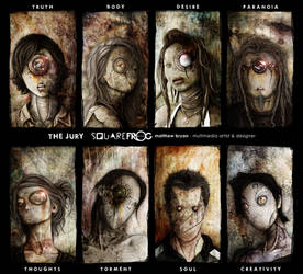 the Jury by SquareFrogDesigns