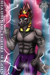Super-triple bishoyin by spartanREDEMPTIOM