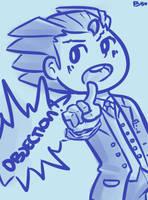 Objection ! by BritKatStar
