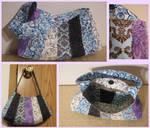 Dresden Petal Handbag by MegMcMuffin
