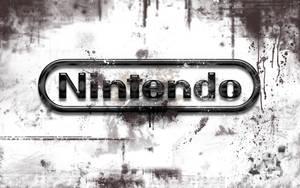Nintendo Logo Wallpaper by Desidus