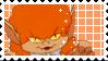 daughter of the werewolf stamp by bIeachbox